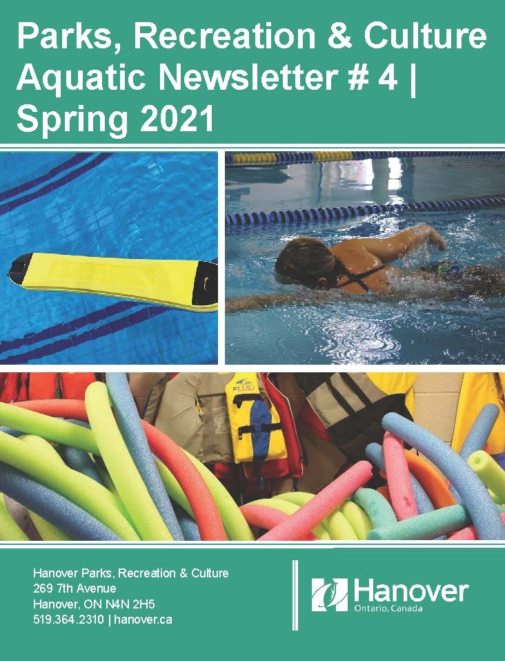 Cover of Spring Newsletter