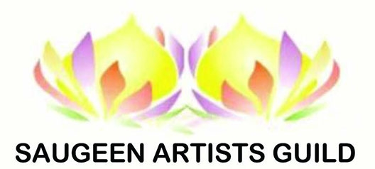 Saugeen Artists Guild Logo