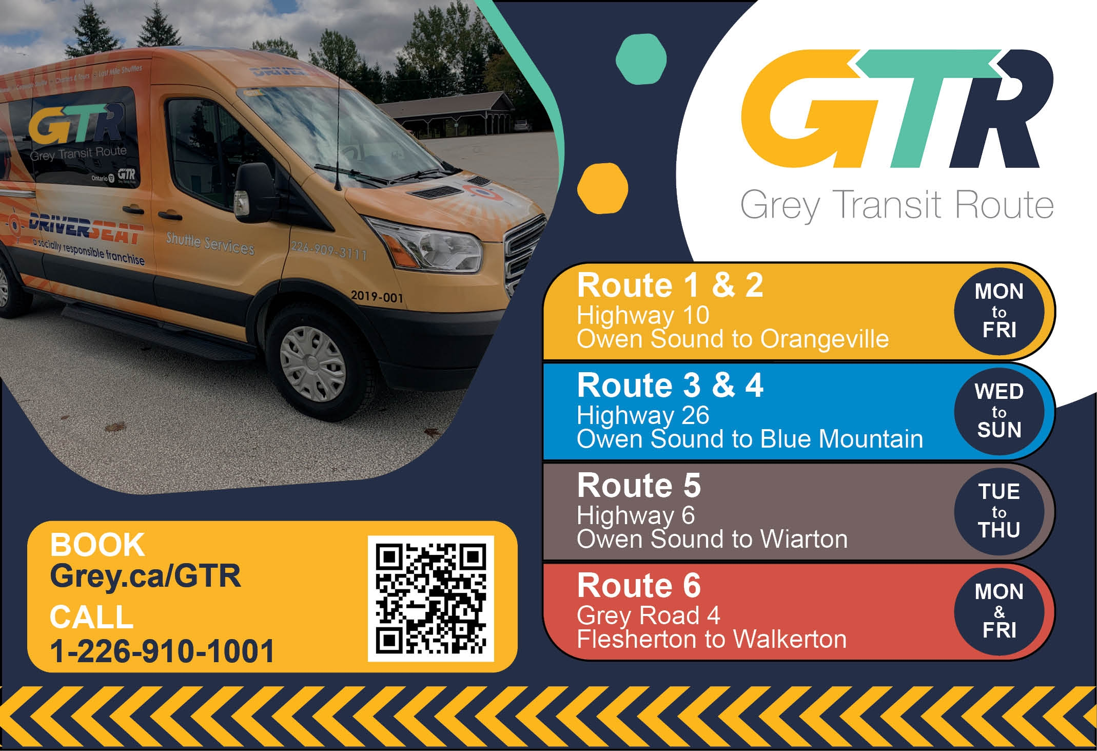 grey transit route schedule